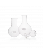 DURAN® Round Bottom Flask, wide neck, with beaded rim, non-DIN EN ISO size, 2000 mL