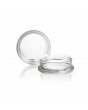 DURAN® Blank for Flat Flange Lids, tall form, ground, DN 150