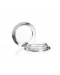 DURAN® Blank for Flat Flange Lids, low form, unground, DN 100