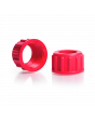 Screw Cap with Aperture, for DURAN® Safety Joints, NS 19