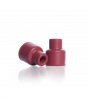 KIMBLE® Plug-Type Rubber Sleeve Stoppers, 16 mm