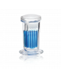 WHEATON® 5-10 Slide Unit Coplin Staining Jar With Glass Cover