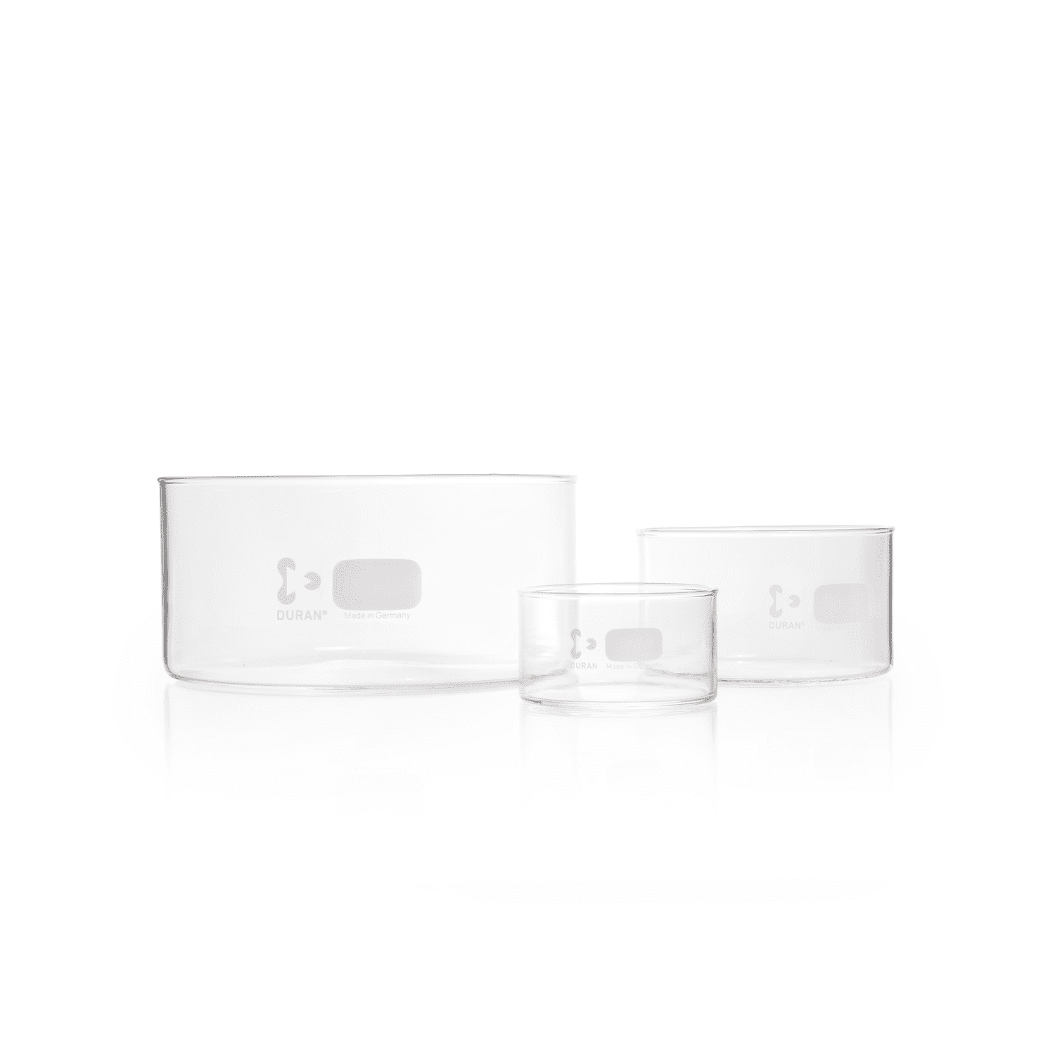 DURAN® Crystallizing Dish, without spout, 60 mL