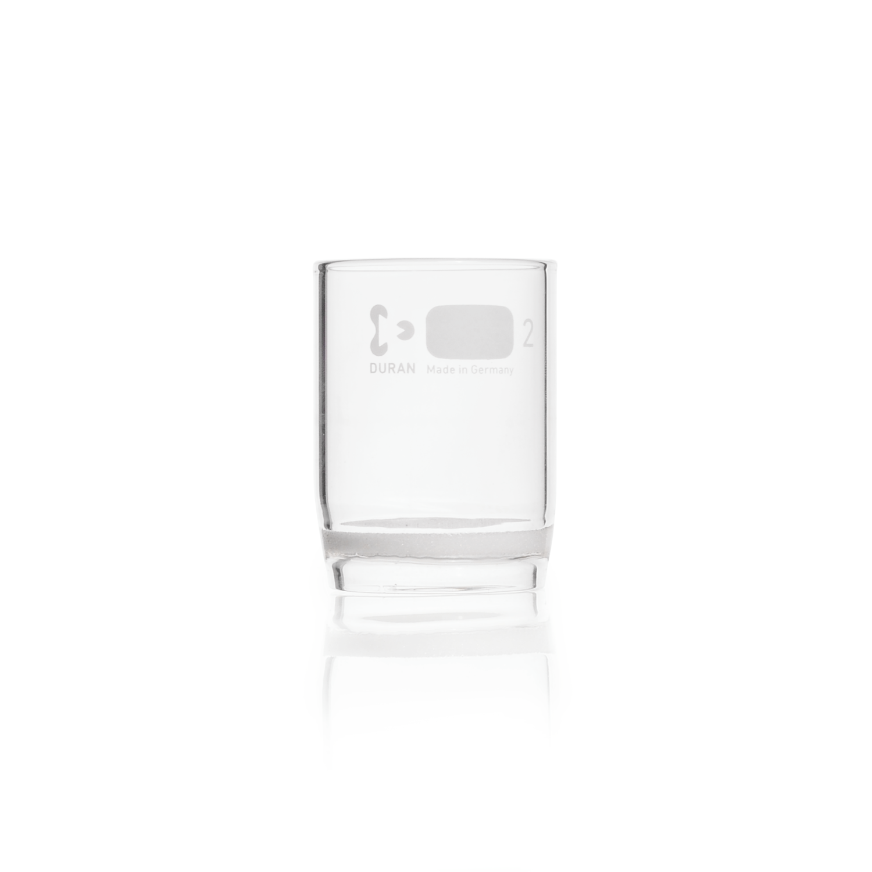 DURAN® Filter Crucible, 50 mL, Porosity 3