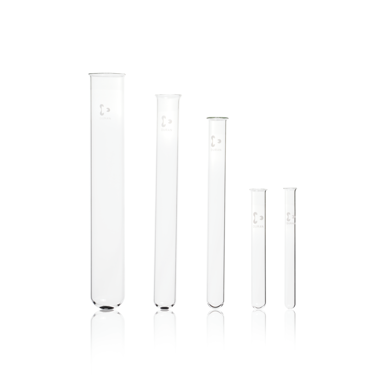 DURAN® Test Tube, beaded rim, 8 mL, 12 x 100 mm