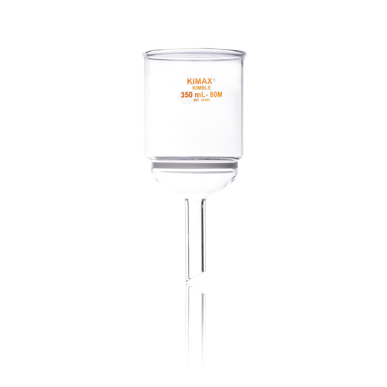 KIMBLE® KONTES® Buchner Funnel, Medium Porosity Filter, 60 mL