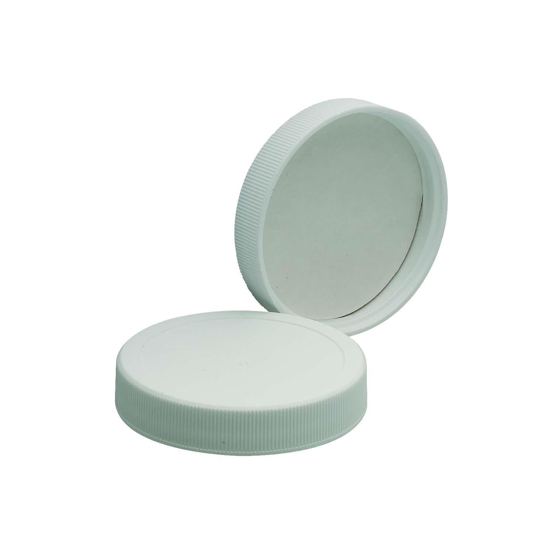 WHEATON® White Polypropylene Screw Cap, 70-400, Poly-Vinyl