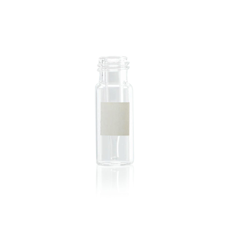 WHEATON® LVI™ VIALS Convenience Pack, Clear With Patch, Blue, Cap W225332-0204