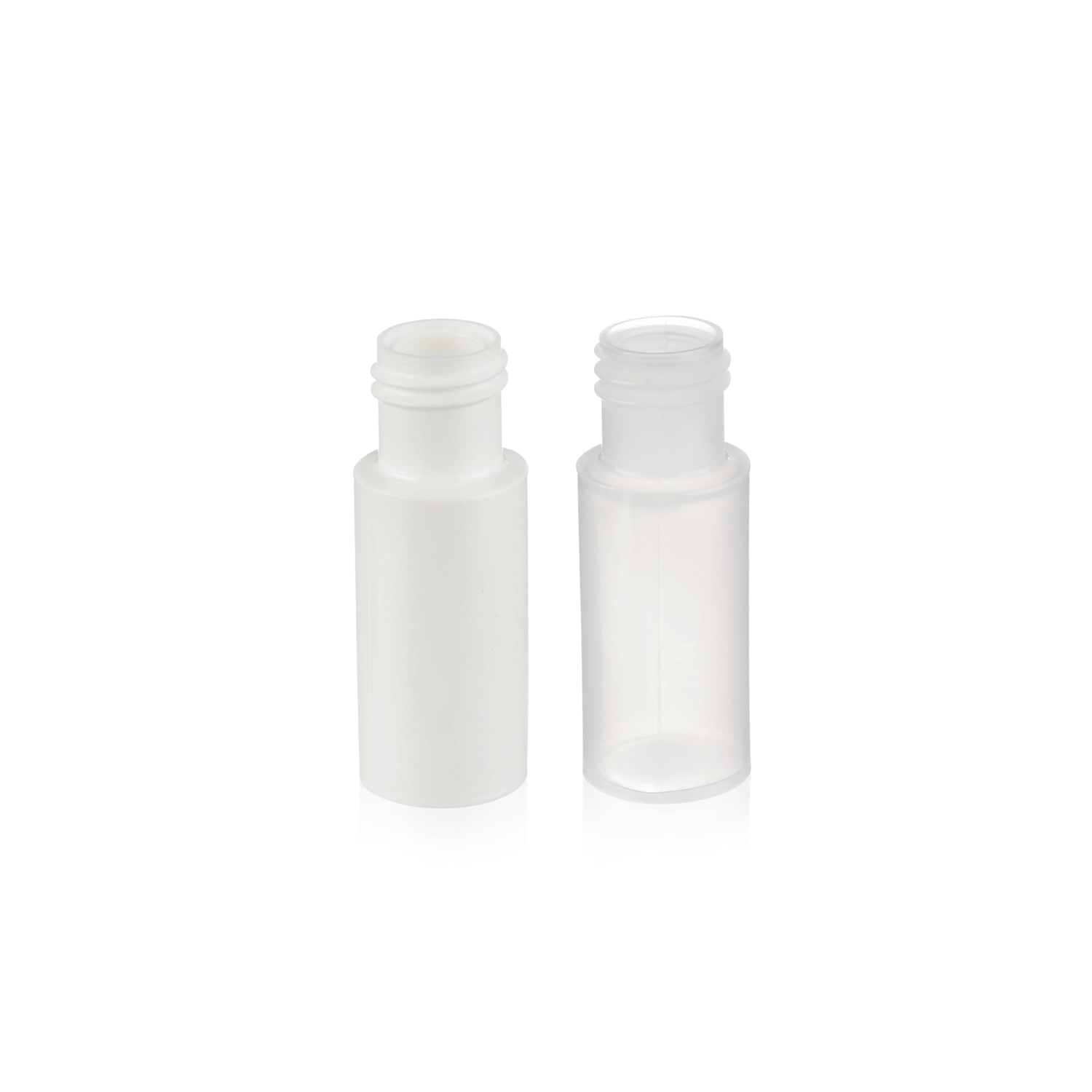 WHEATON® Plastic Dropping Bottle, 7mL, Natural, Case of 100