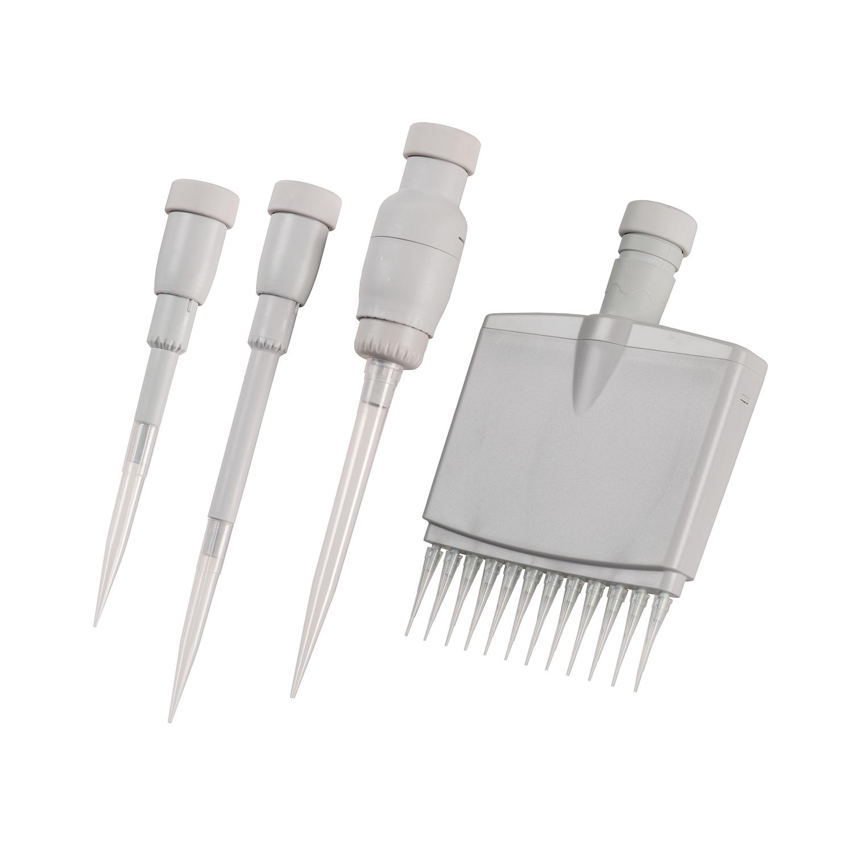 SOCOREX® ACURA® Interchangeable Volumetric Modules, Single Channel Microvolumes Reduced Shaft Length, 10-200 μL
