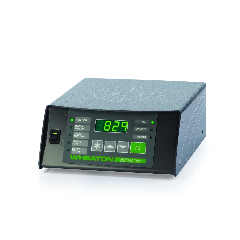 WHEATON® BIOSTIR® Magnetic Stirrer, 150-1200 RPM, Single Place, Italy Cord