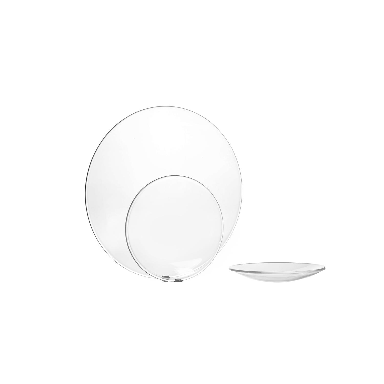 DURAN® Watch Glass Dish, fused rim, Ø 40 mm