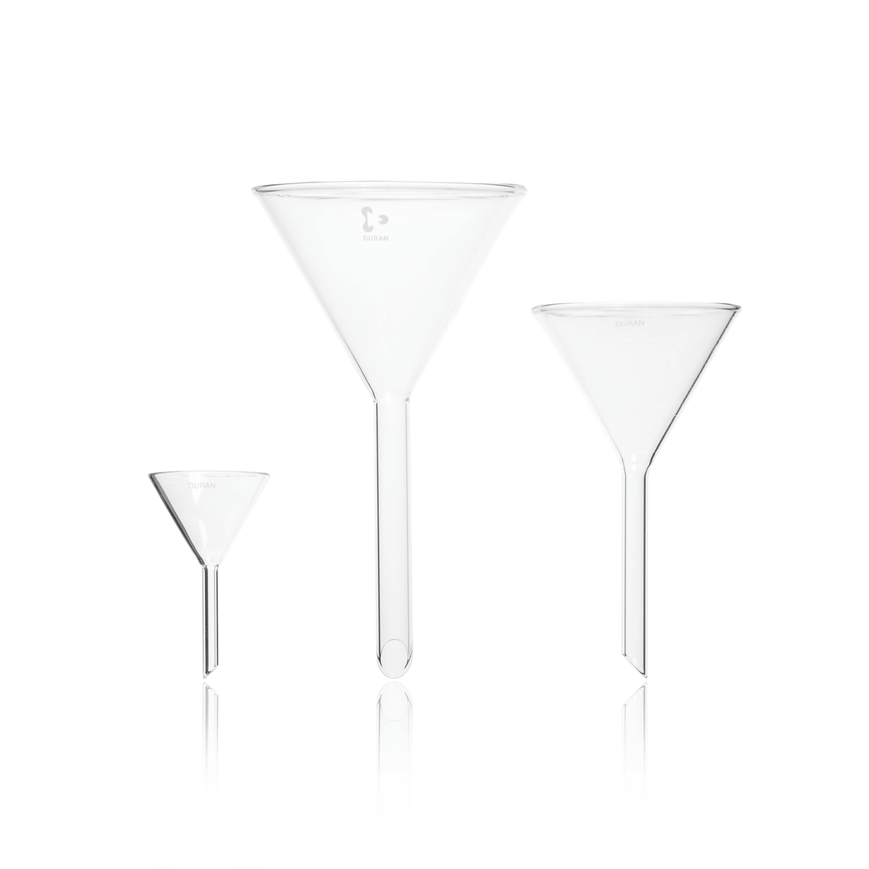 DURAN® Funnel, short stem, Ø 55 mm