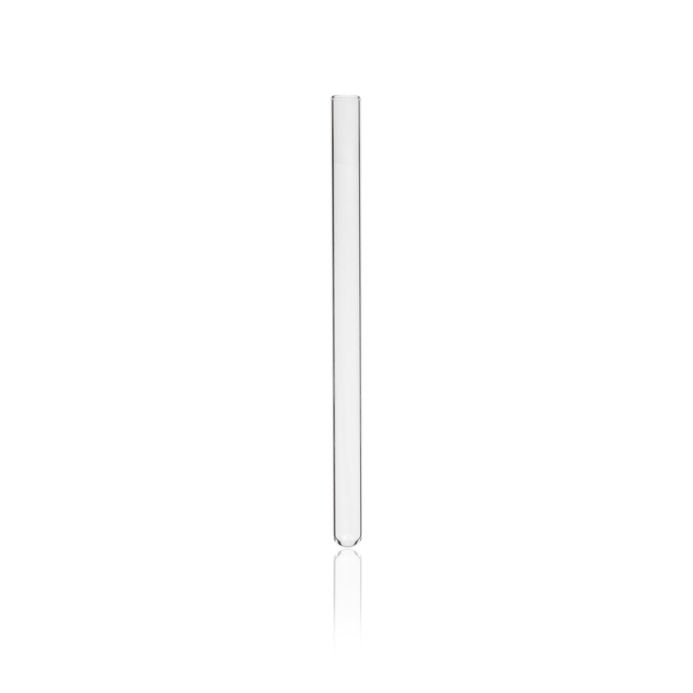 Disposable Culture Tube, straight rim, 6 mL, Ø 11.75 x 75 mm