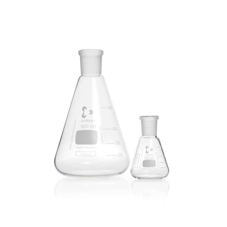 DURAN® Erlenmeyer Flask, NS 24/29, 250 mL