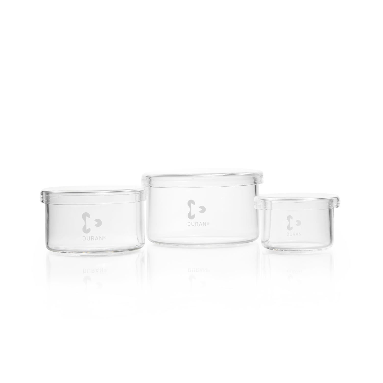 DURAN® Jar, with lid, Ø 150 x 80 mm