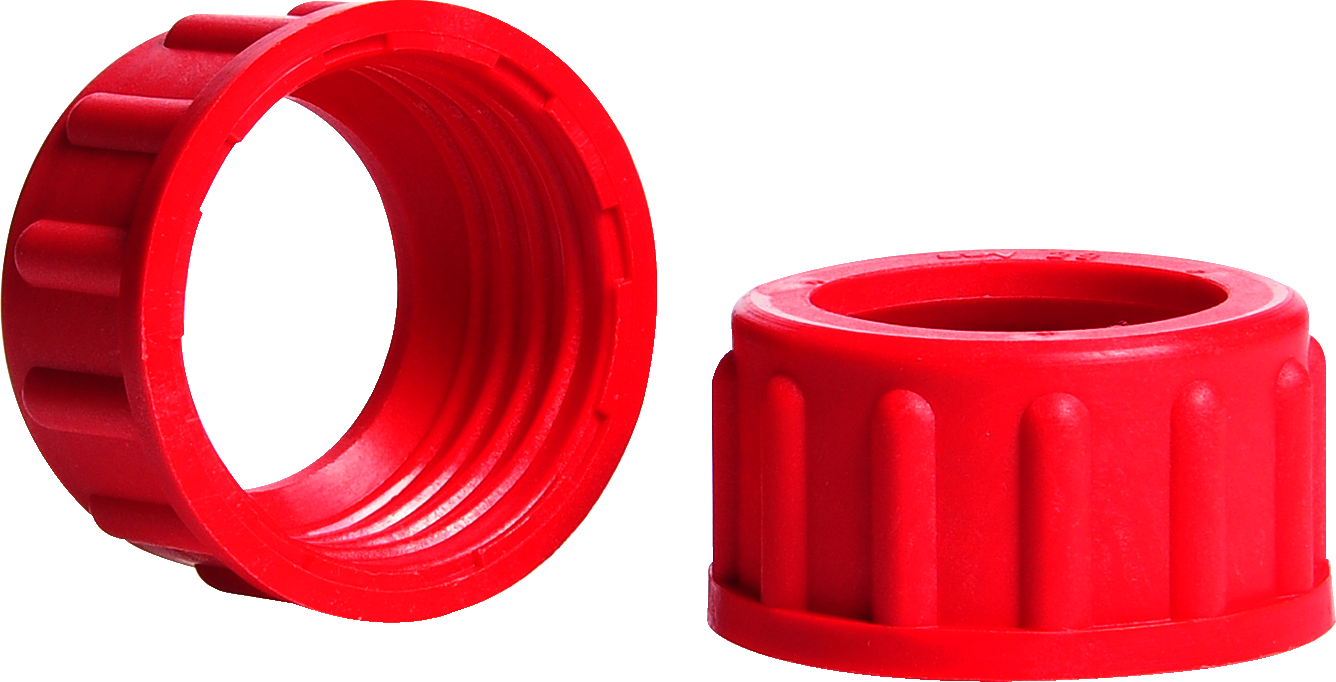 Screw Cap with Aperture, for DURAN® Safety Joints, NS 34