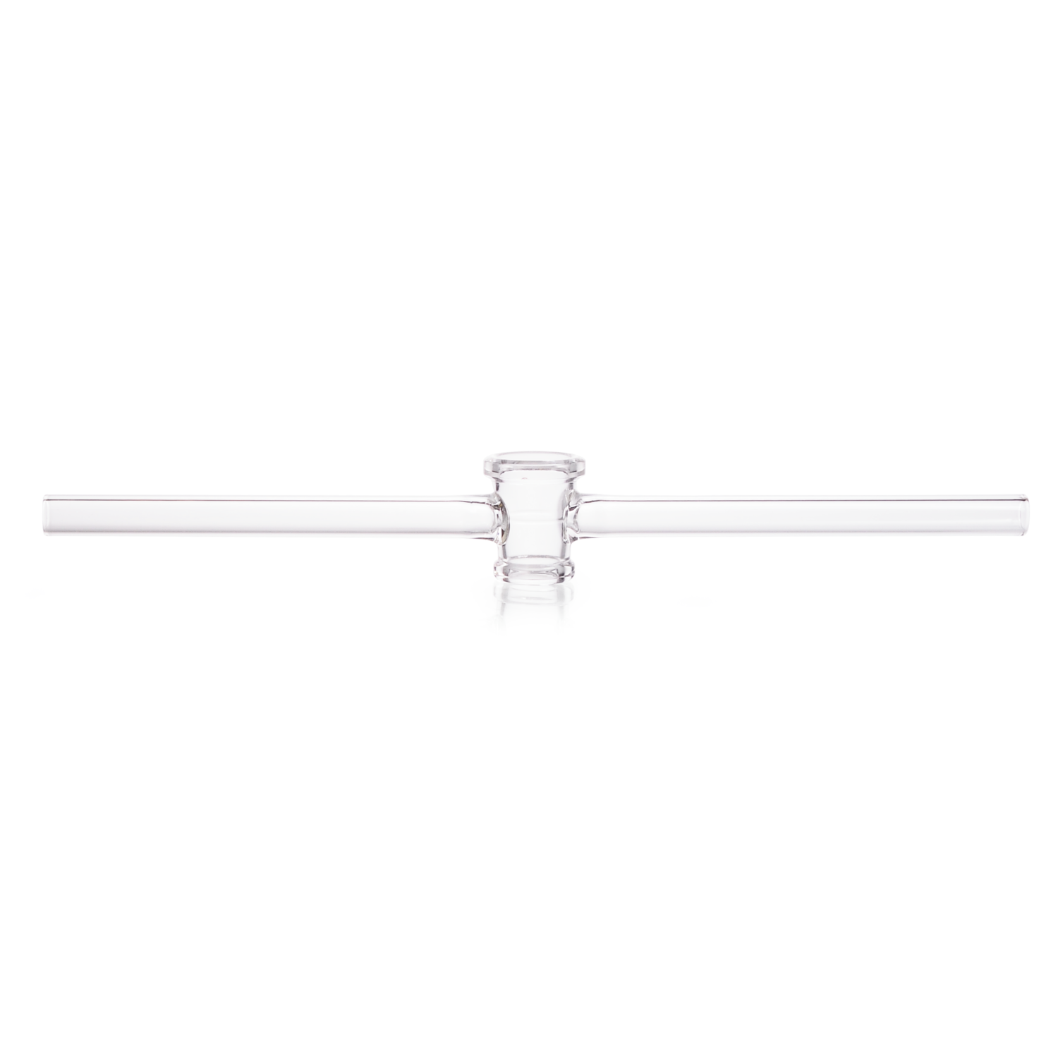 DURAN® Single-way Stopcock, taper 1:5, ground and polished, without key, taper 1:5, bore 6 mm, NS 19.5