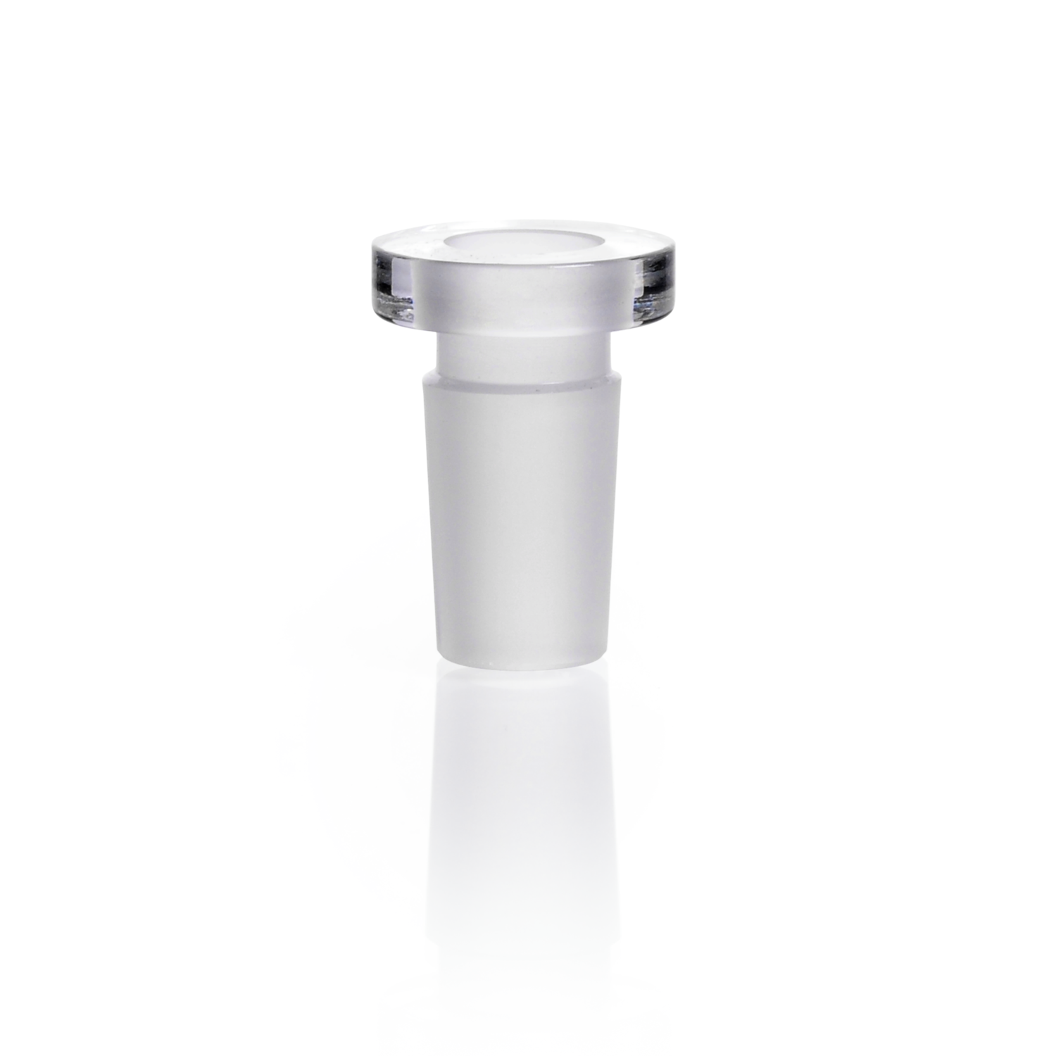 DURAN® Adapter, stopper type, solid, socket NS 24/29, cone NS 29/32