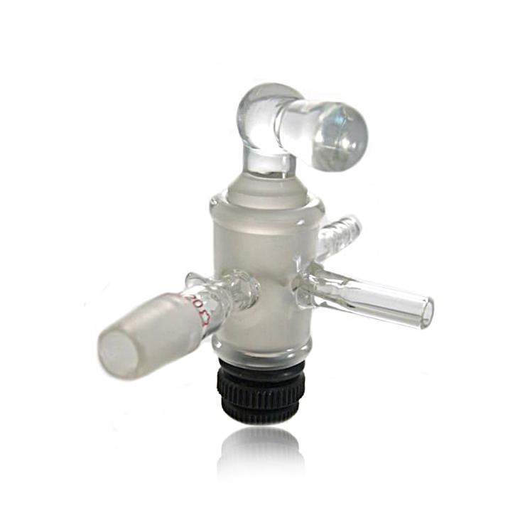 KIMBLE® AIRLESS-WARE® Balloon Type Inlet Adapter, 68 mm
