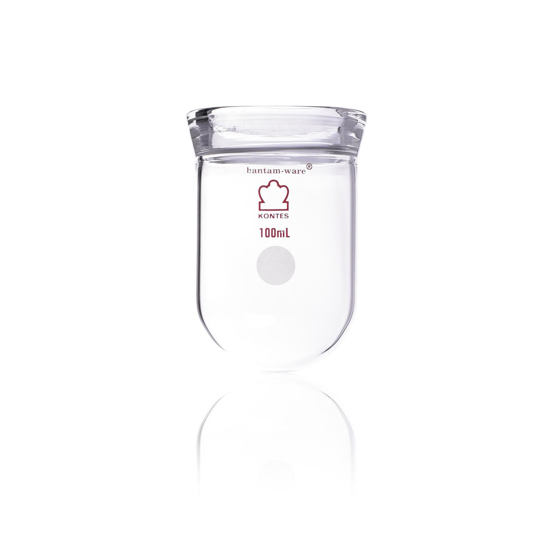 KIMBLE® KONTES® Cylindrical Reaction Flask, 2000 mL