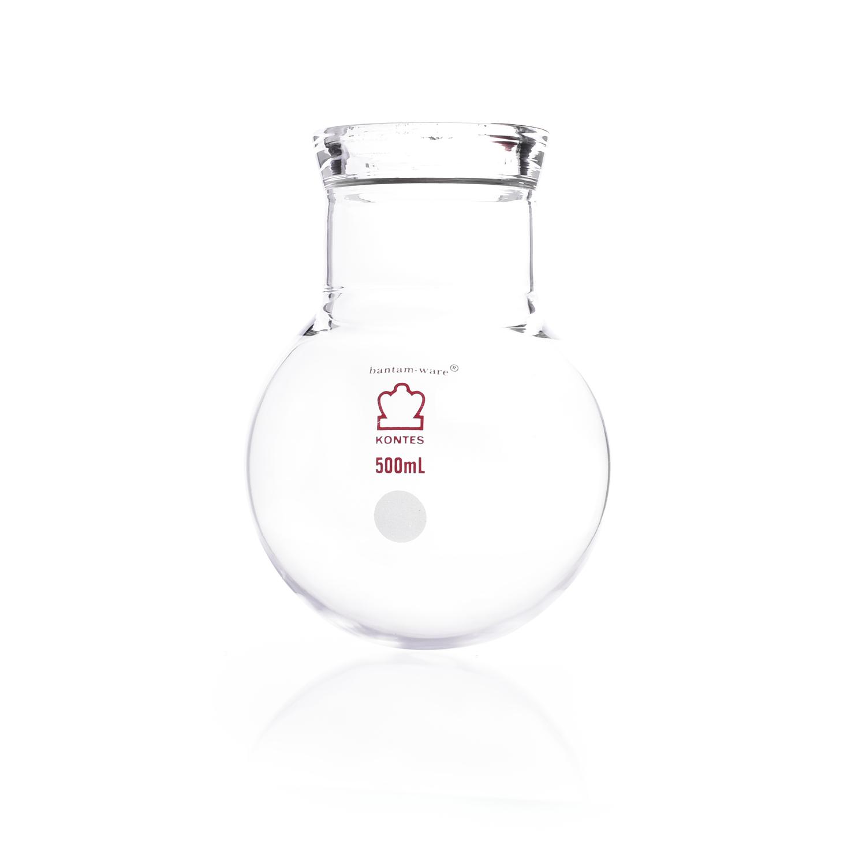 KIMBLE® KONTES® Spherical Reaction Flask, 250 mL