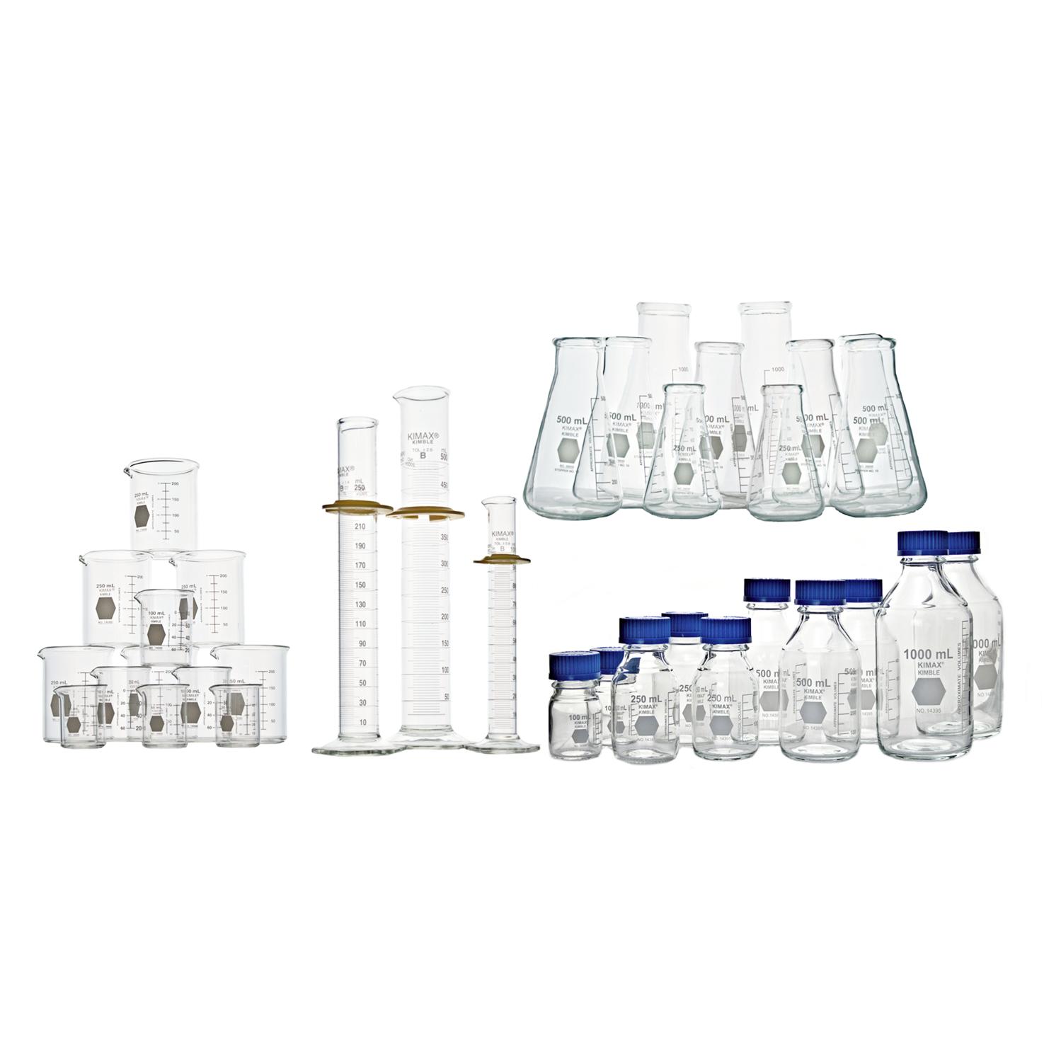 KIMBLE® Complete Set Glassware Starter Pack