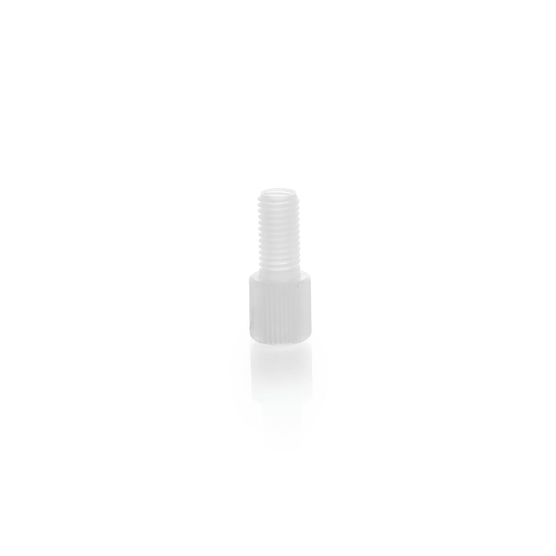 KIMBLE® ETFE Flangeless Nut, 1/4-28 Thread, For 1/16