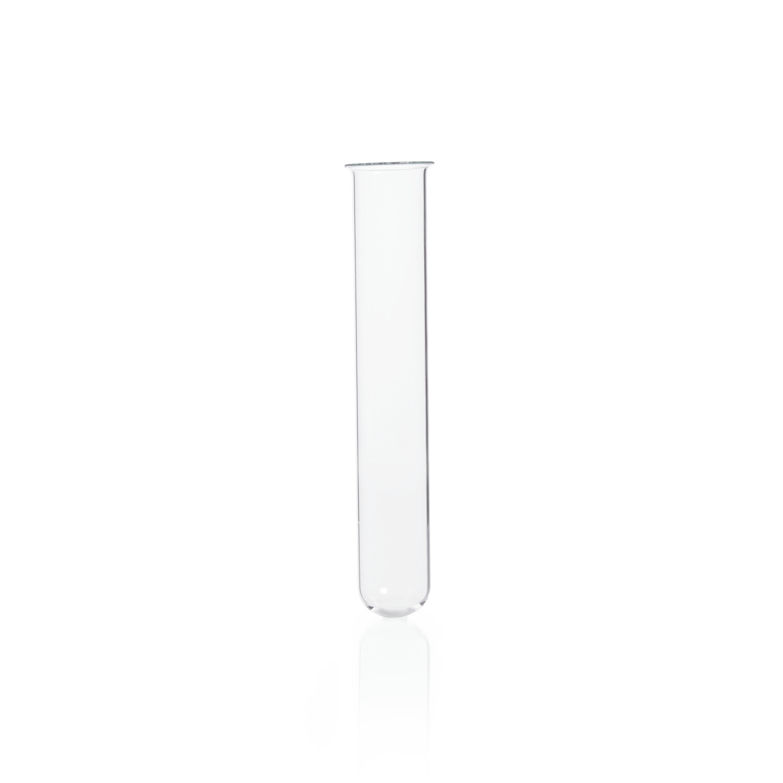 KIMBLE® Reusable Plain Test Tubes, 25 x 200 mm, Case of 192