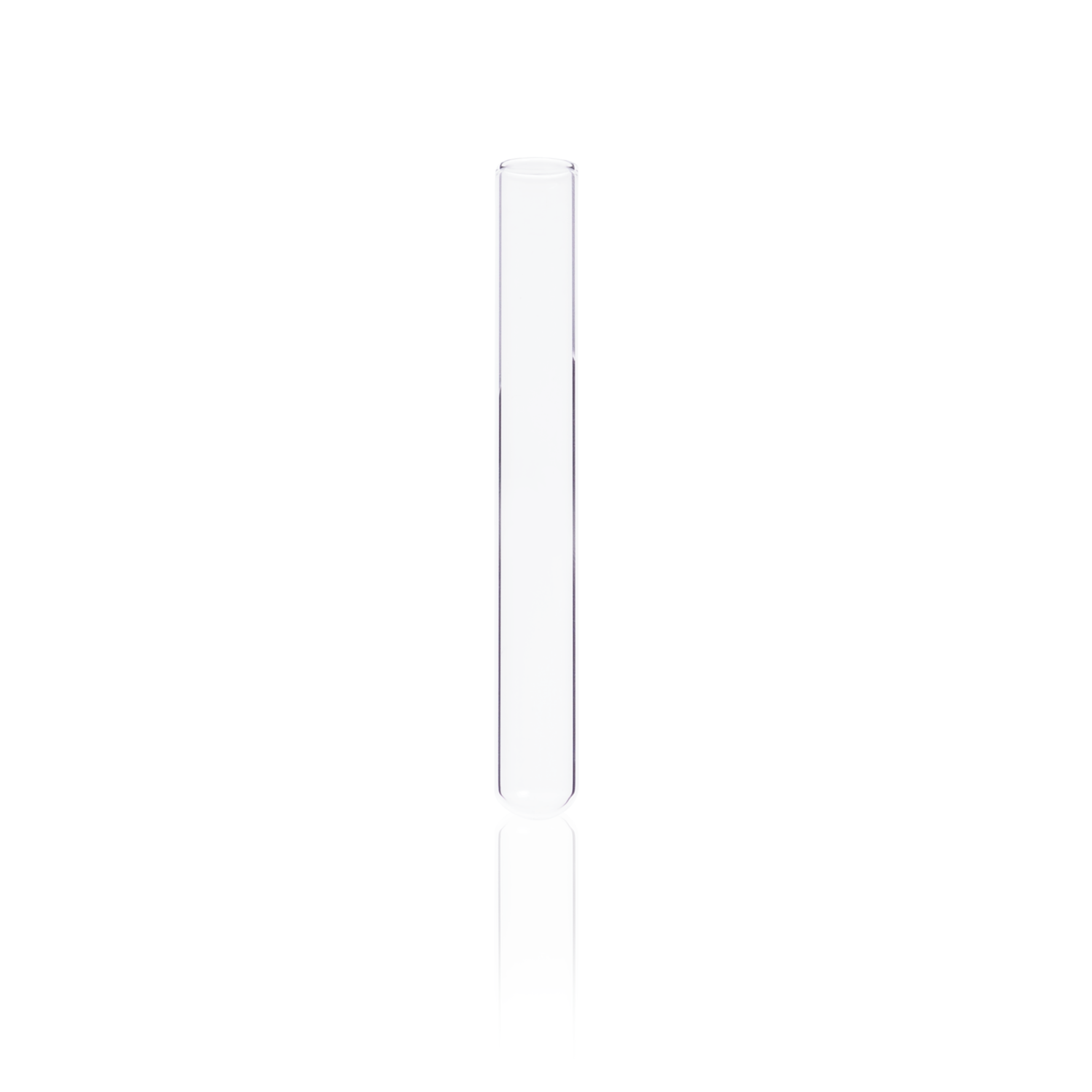 KIMBLE® Reusable Unmarked Culture Tube, 19 x 150 mm, 30 mL