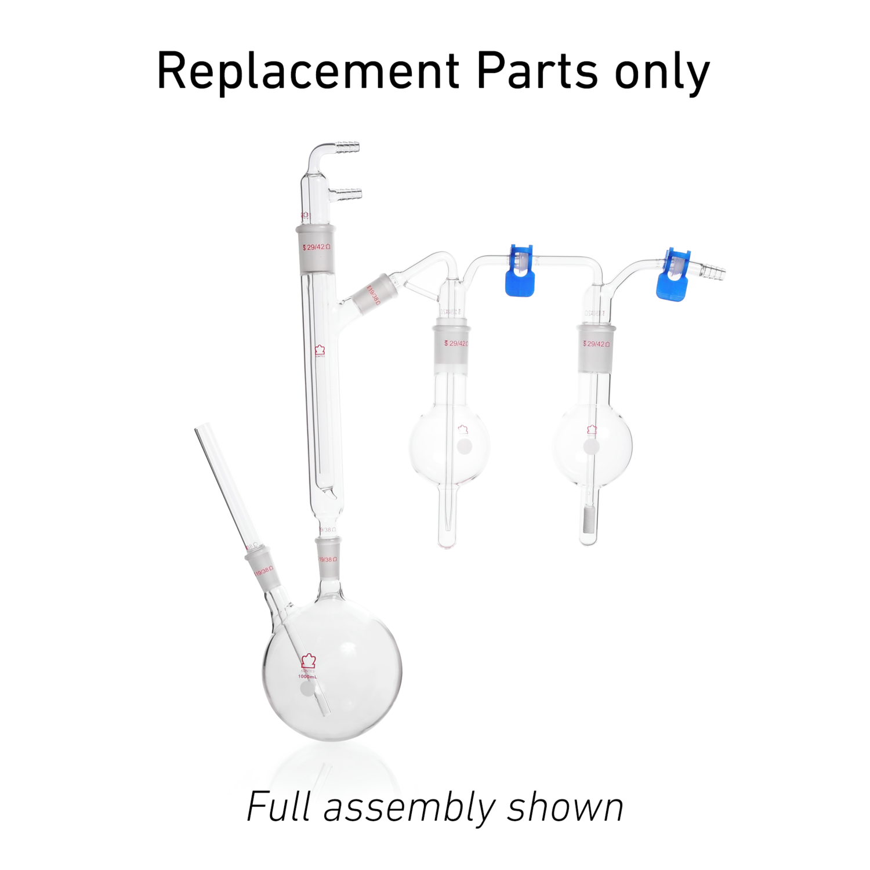 KIMBLE® KONTES® Scrubber Tube For Cyanide Distillation Apparatus