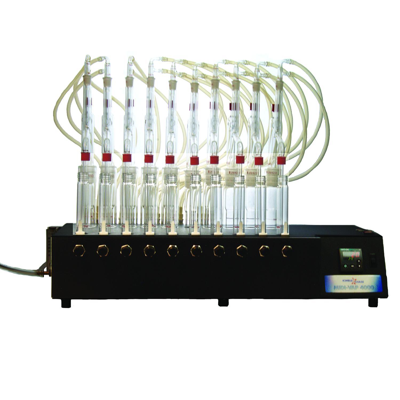 KIMBLE® MIDI-VAP™ 4000 Ammonia and Phenol Complete System