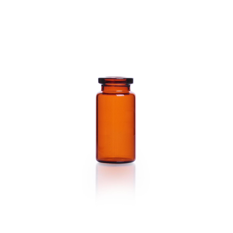 KIMBLE® Amber Glass Serum Vial, 30 mL