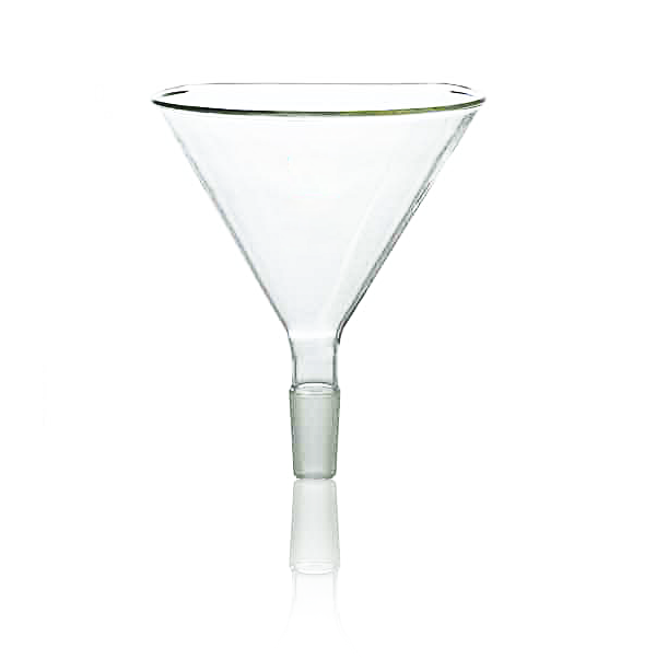KIMBLE® Jointed Addition Funnel, 150 mm Top OD
