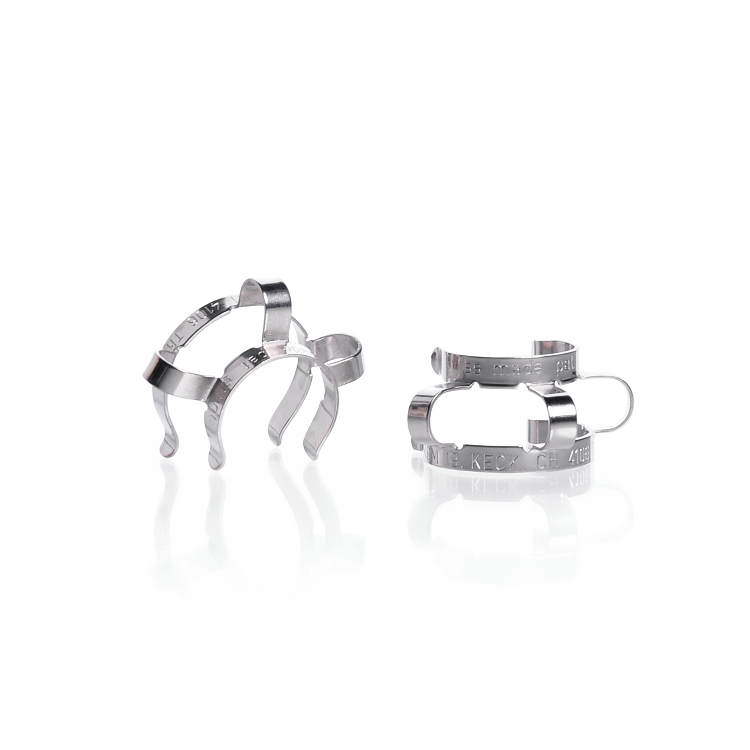 KIMBLE® Nickel-Plated Standard Taper Joint Clamp, for joints 19/38, 19/22