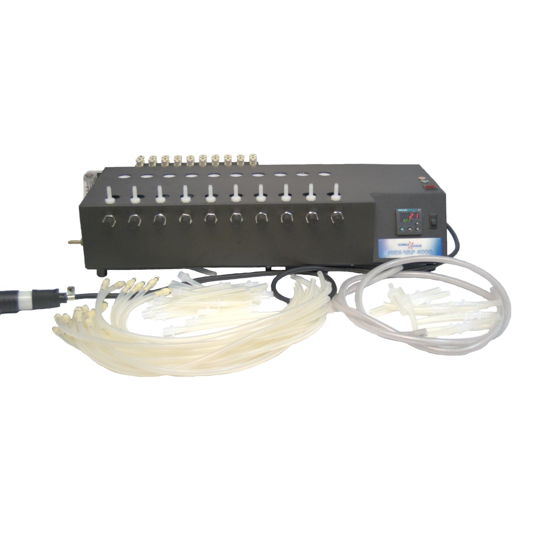 KIMBLE® MIDI-VAP™ Manifold Heater, With Tubing Kit, 115V