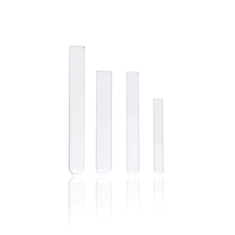 KIMBLE® Plain Disposable Borosilicate Glass Tube, 16 x 125 mm, 19 mL