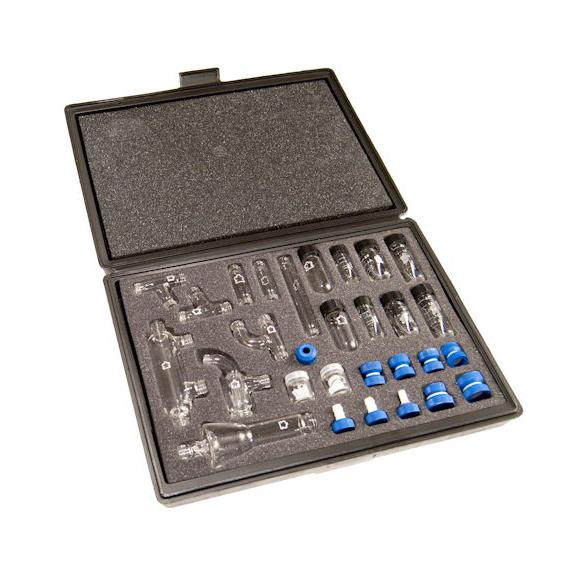 KIMBLE® MICROFLEX® Threaded Research Organic Chemistry Kit
