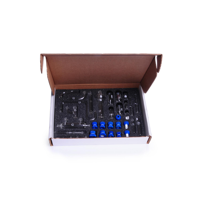 KIMBLE® MICROFLEX® Threaded Research Organic Chemistry Kit, Standard Kit