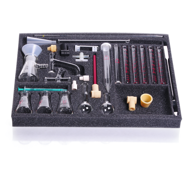 KIMBLE® KONTES® Williamson Improved Kit, Standard Case