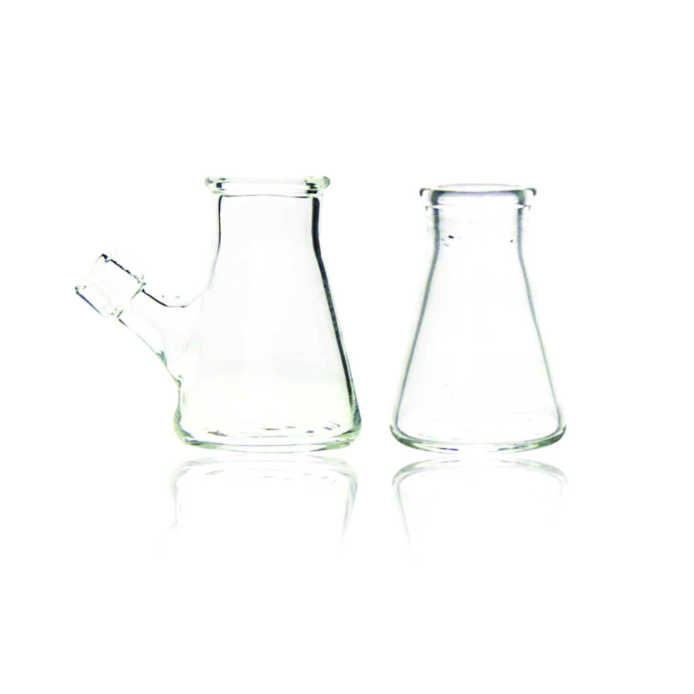 KIMBLE® KONTES® Incubation Flasks, Sidearm Stopper For Incubation Flask