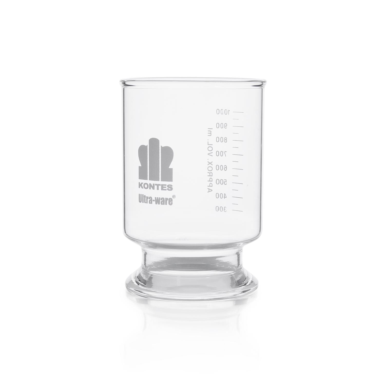 KIMBLE® ULTRA-WARE® Glass Funnel, 47 mm, 1000 mL