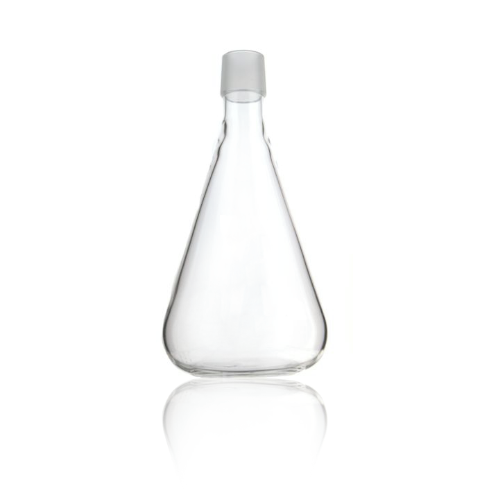 KIMBLE® ULTRA-WARE® Flask For 90mm Microfiltration Assembly With Fritted Glass Support and Ground Joint, 4000 mL