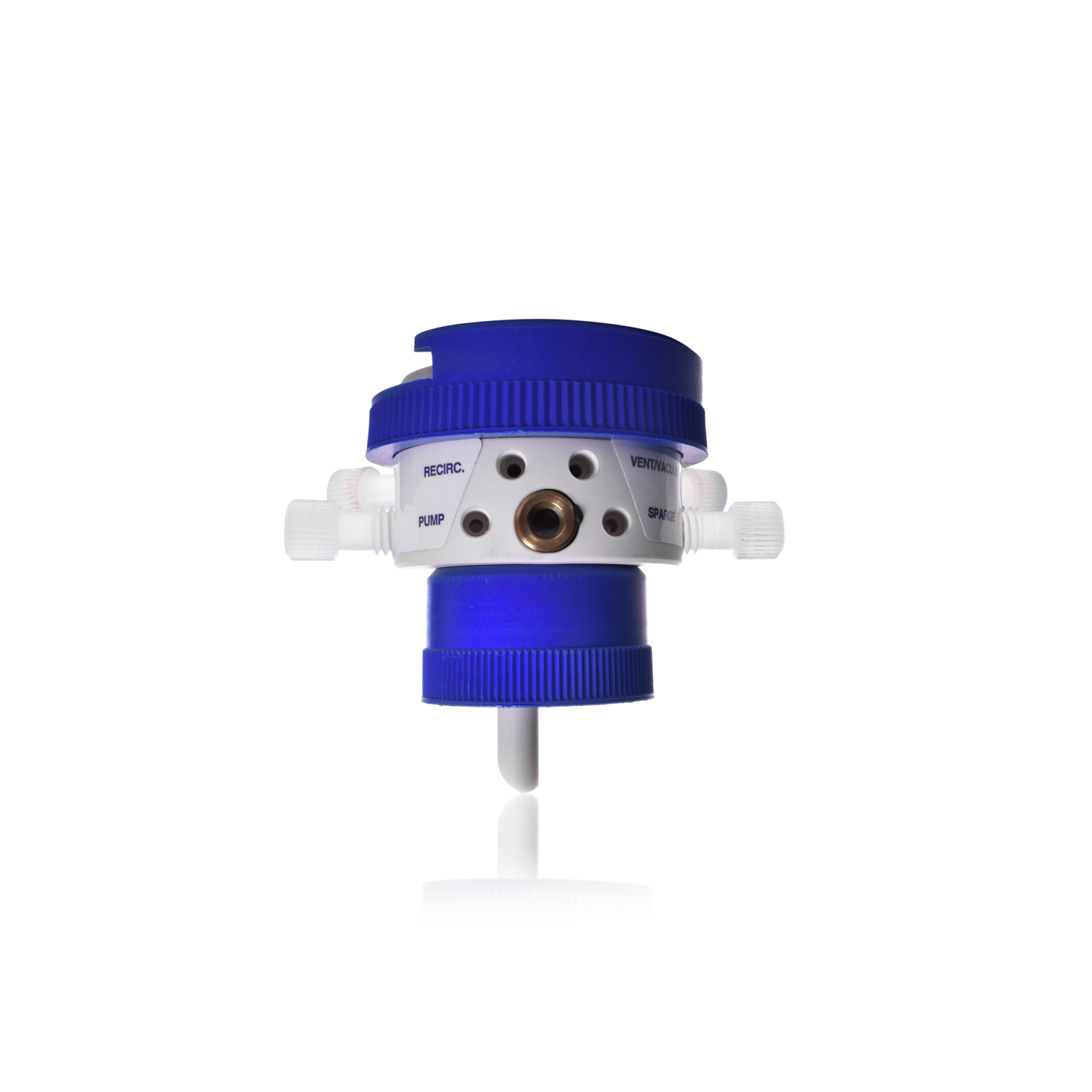 KIMBLE® ULTRA-WARE® Five Valve Recirculation and Filtration Caps, THF Resistant