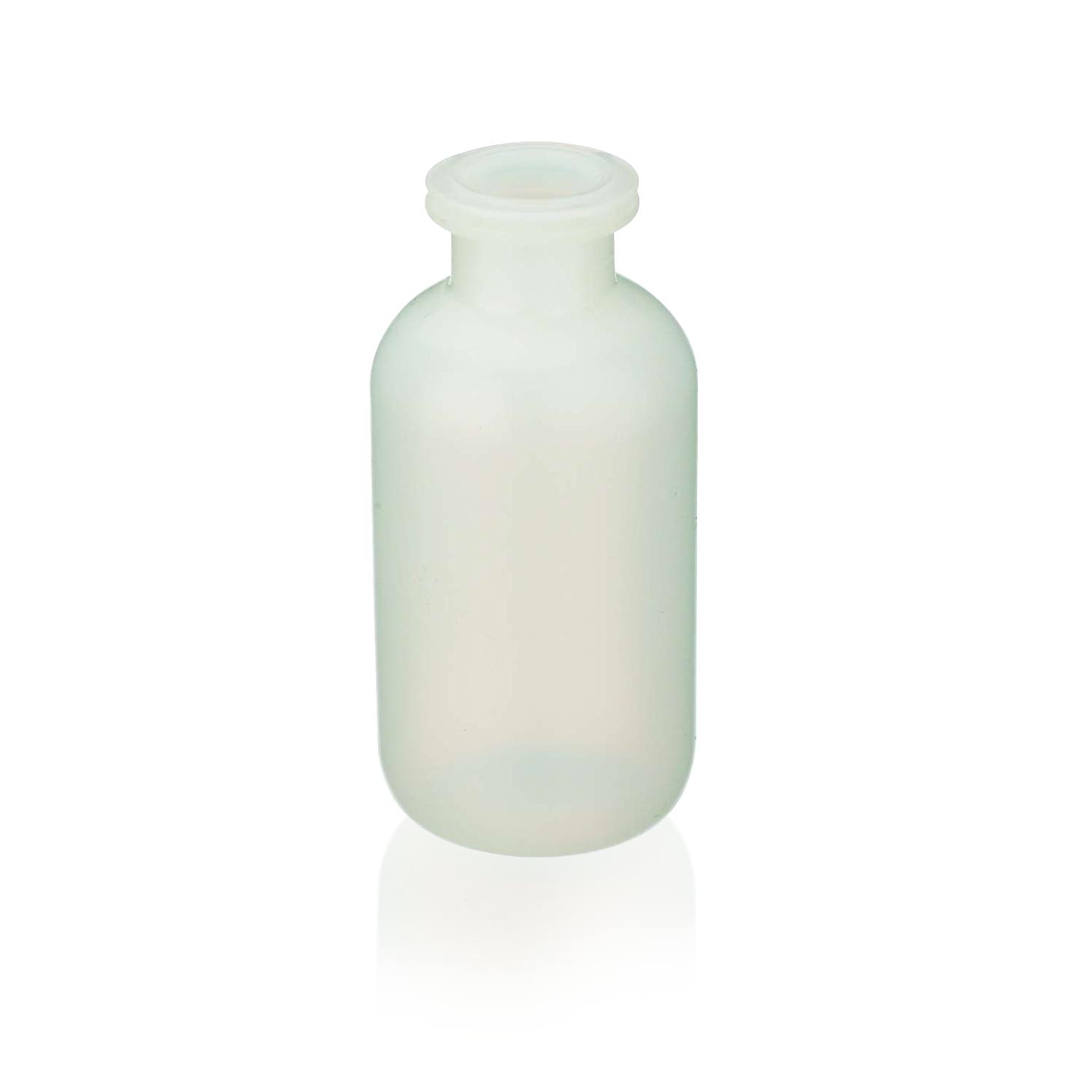 WHEATON® HDPE Serum Bottle, 60 mL
