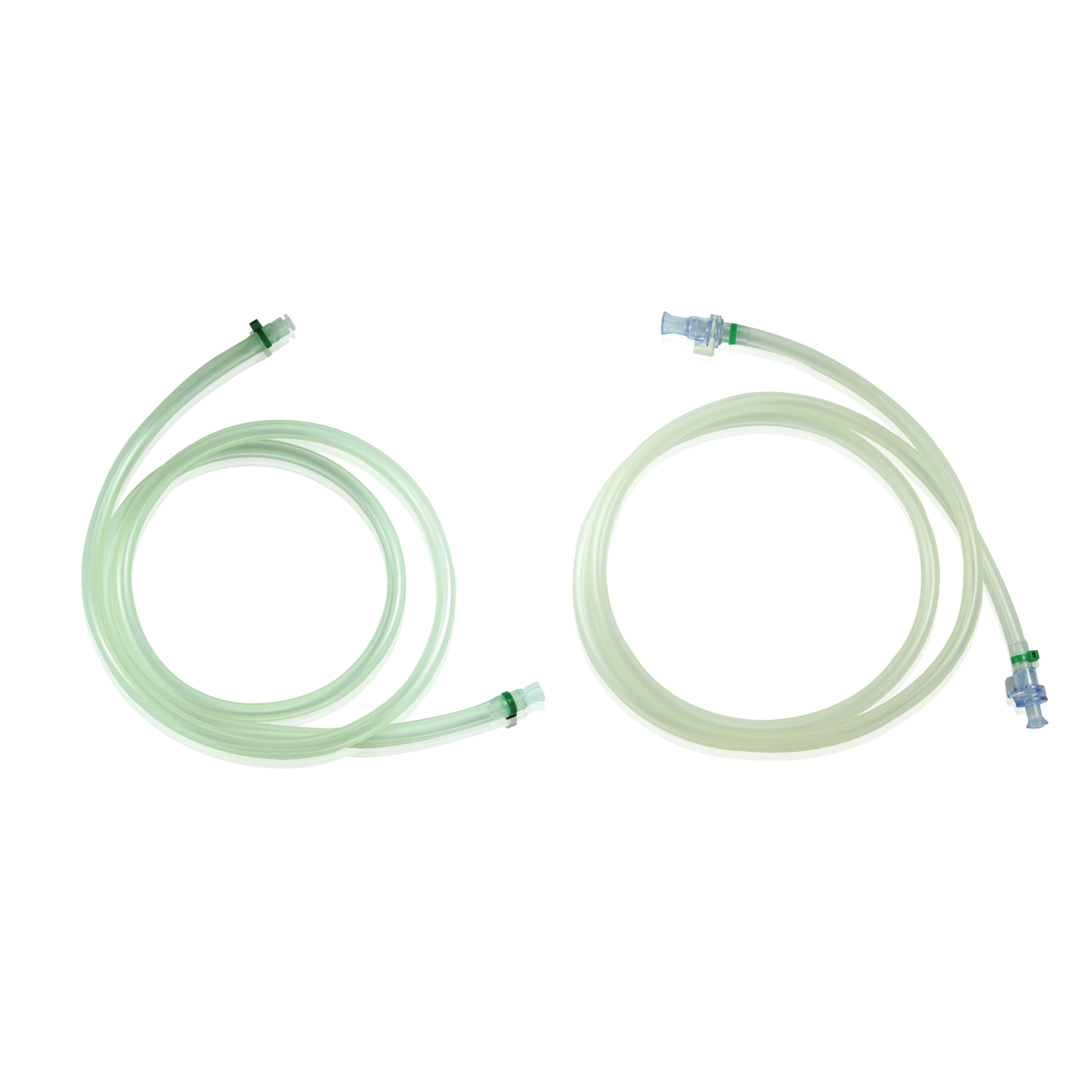 WHEATON® TPE Sterile Connection Kits, Luer Connectors, 3.18 mm ID, 1.6 mm Wall