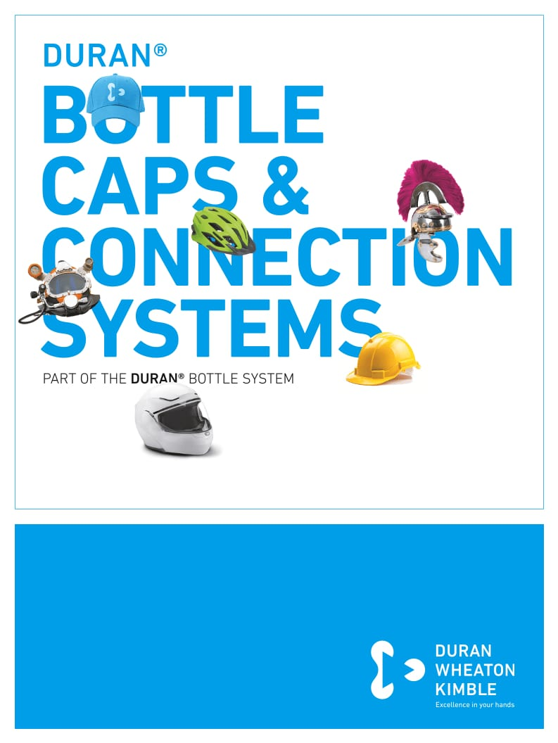 DURAN® Caps and Connection Systems Brochure EN
