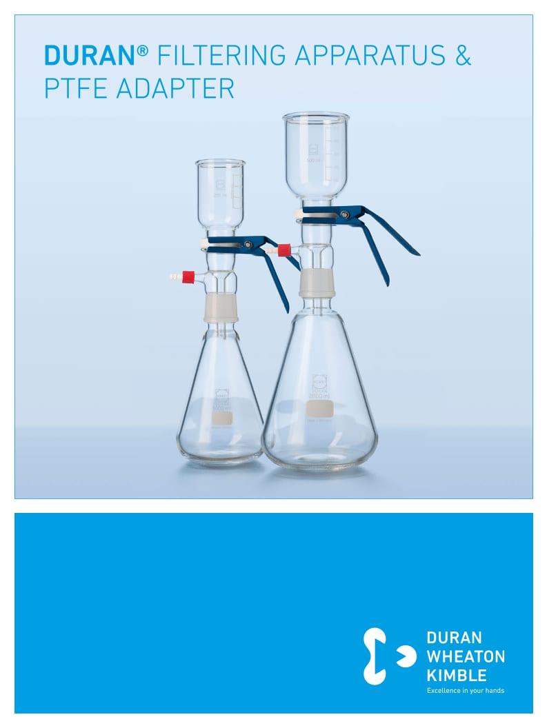 DURAN® Filtering Apparatus Flyer EN