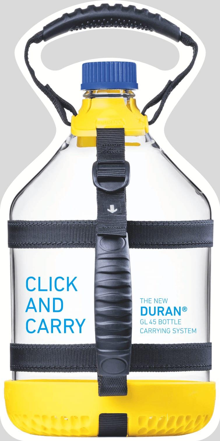 DURAN® GL45 Bottle Carrying System Brochure EN