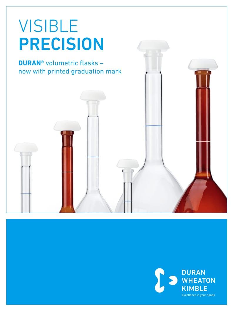 DURAN® Volumetric-Flask Brochure EN